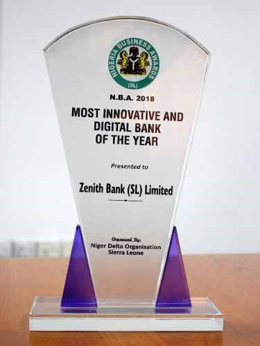 Inovative and Digital Bank of the Year